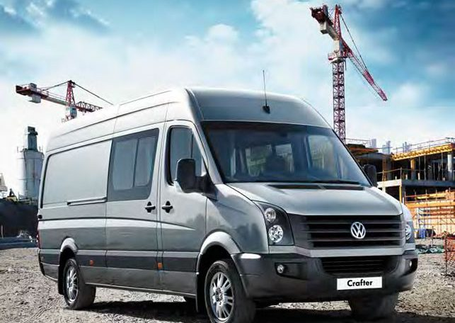 Crafter Vw Autohaus Volkswagen Cameroun